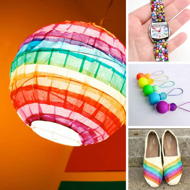 Love these rainbow crafts! Just need to decide which to make first!