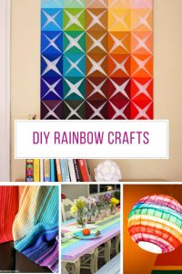Loving these DIY rainbow crafts! Thanks for sharing!