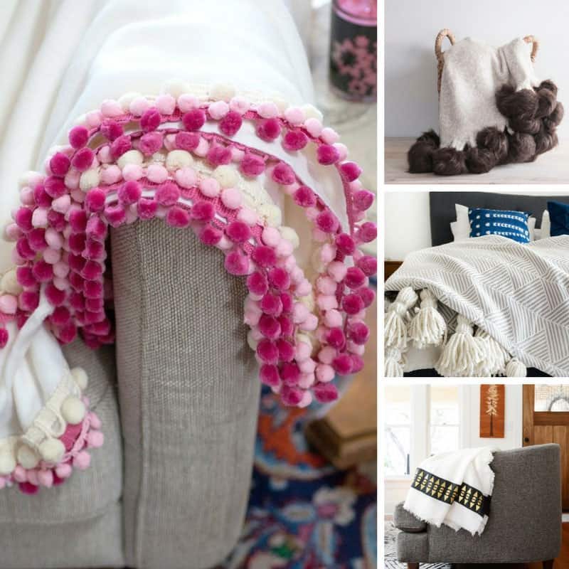 Add Some Flair to Your Sofa With These 30 Easy Homemade Blanket Ideas to Snuggle Up In!