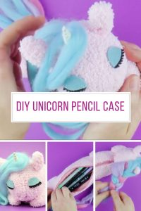 This sleepy unicorn pencil case is adorable! Thanks for sharing!