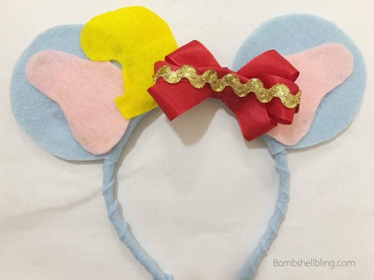 DIY Dumbo Ears