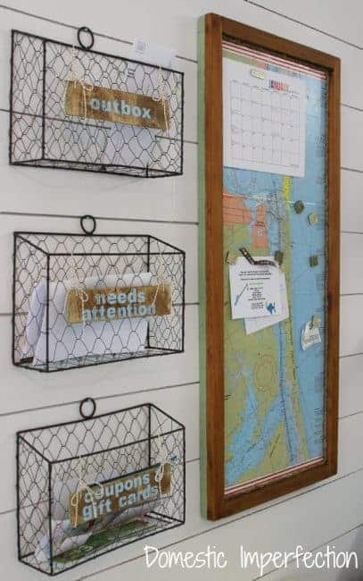 Make your own mail sorter