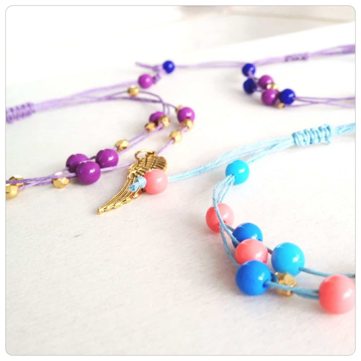 DIY Wish Bracelet Tutorial