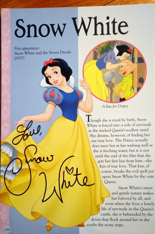 The Easiest Custom Disney Autograph Book Ever!