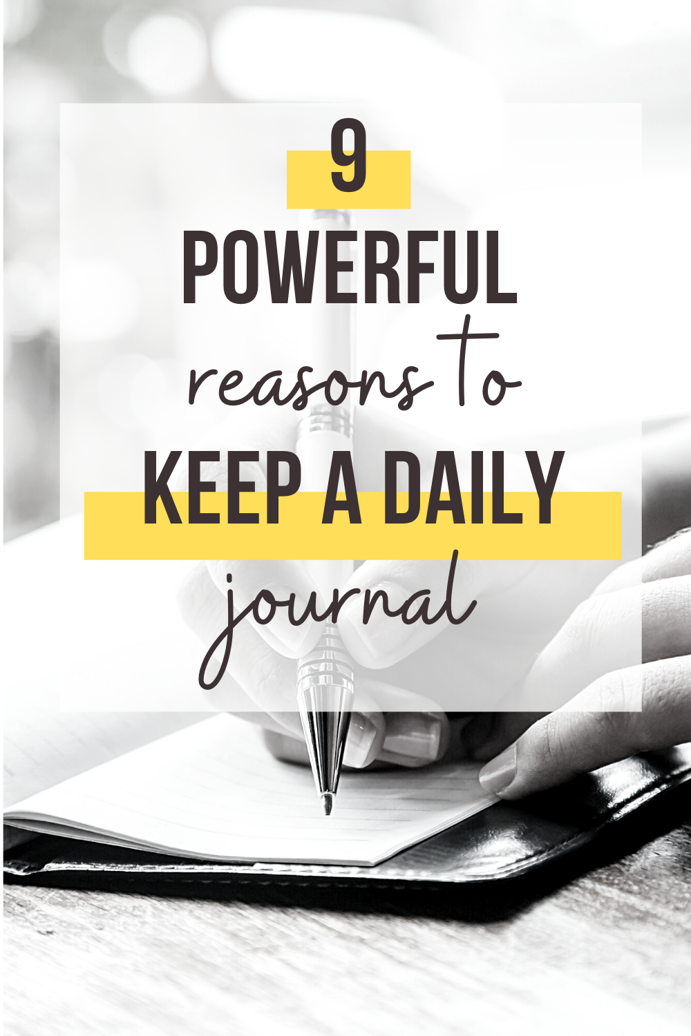 These writing prompts will show you how powerful it is to keep a daily journal - and it's way cheaper than therapy!