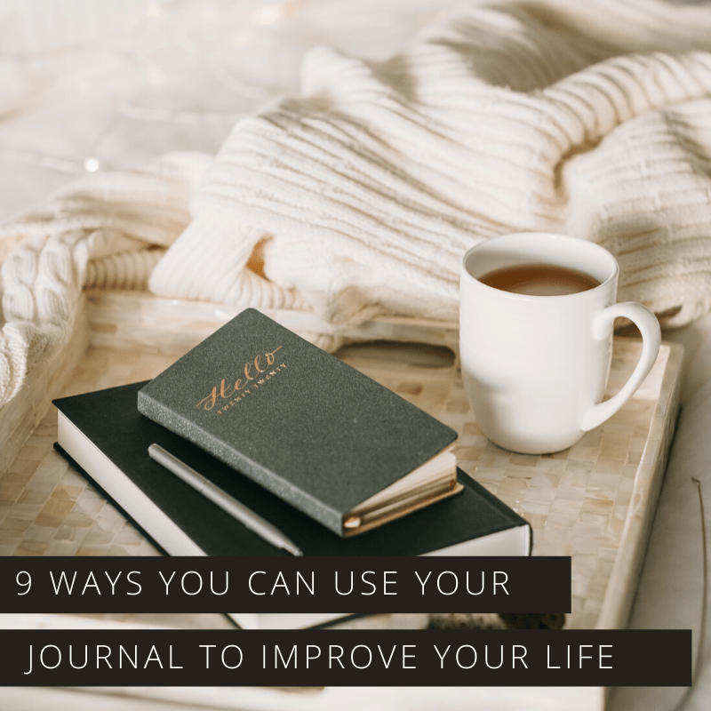 Don't miss these powerful writing prompts that will help you maximise the power of your daily journal
