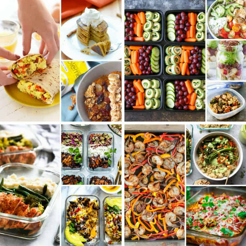 Delicious Meal Prep Ideas and Recipes