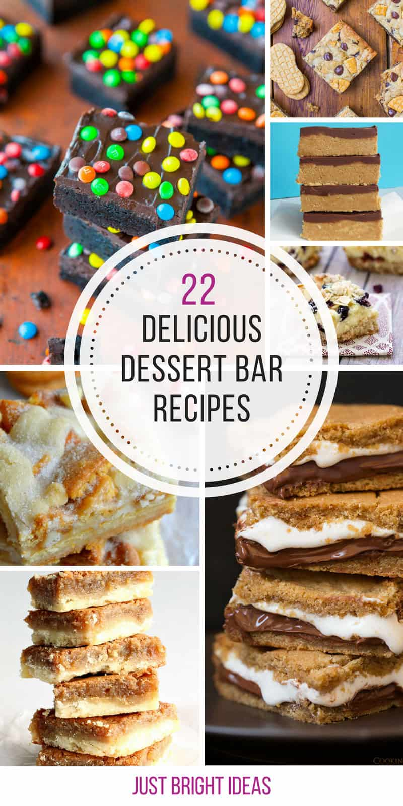 Who knew dessert bars could taste so good!