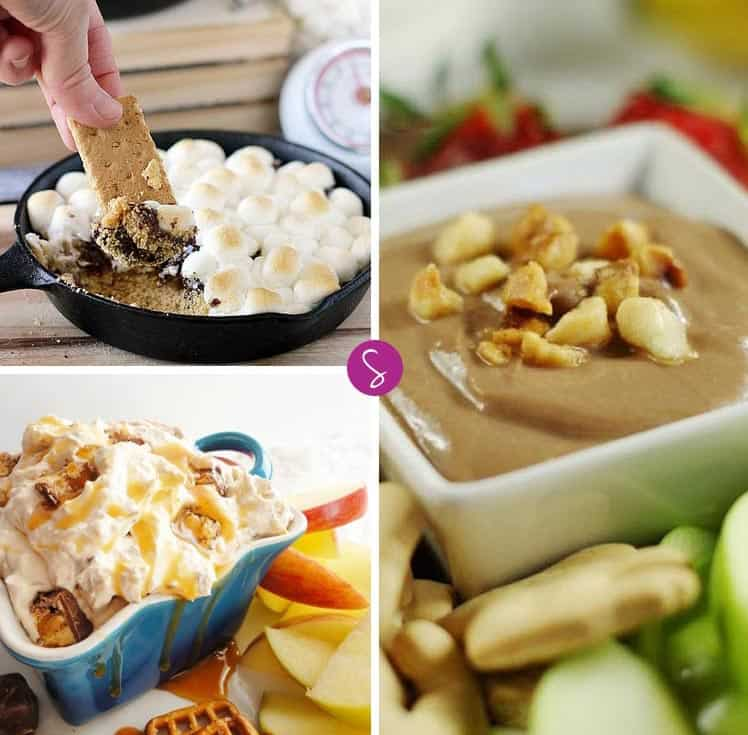 These dessert dip recipes are easy to make and delicious to eat!