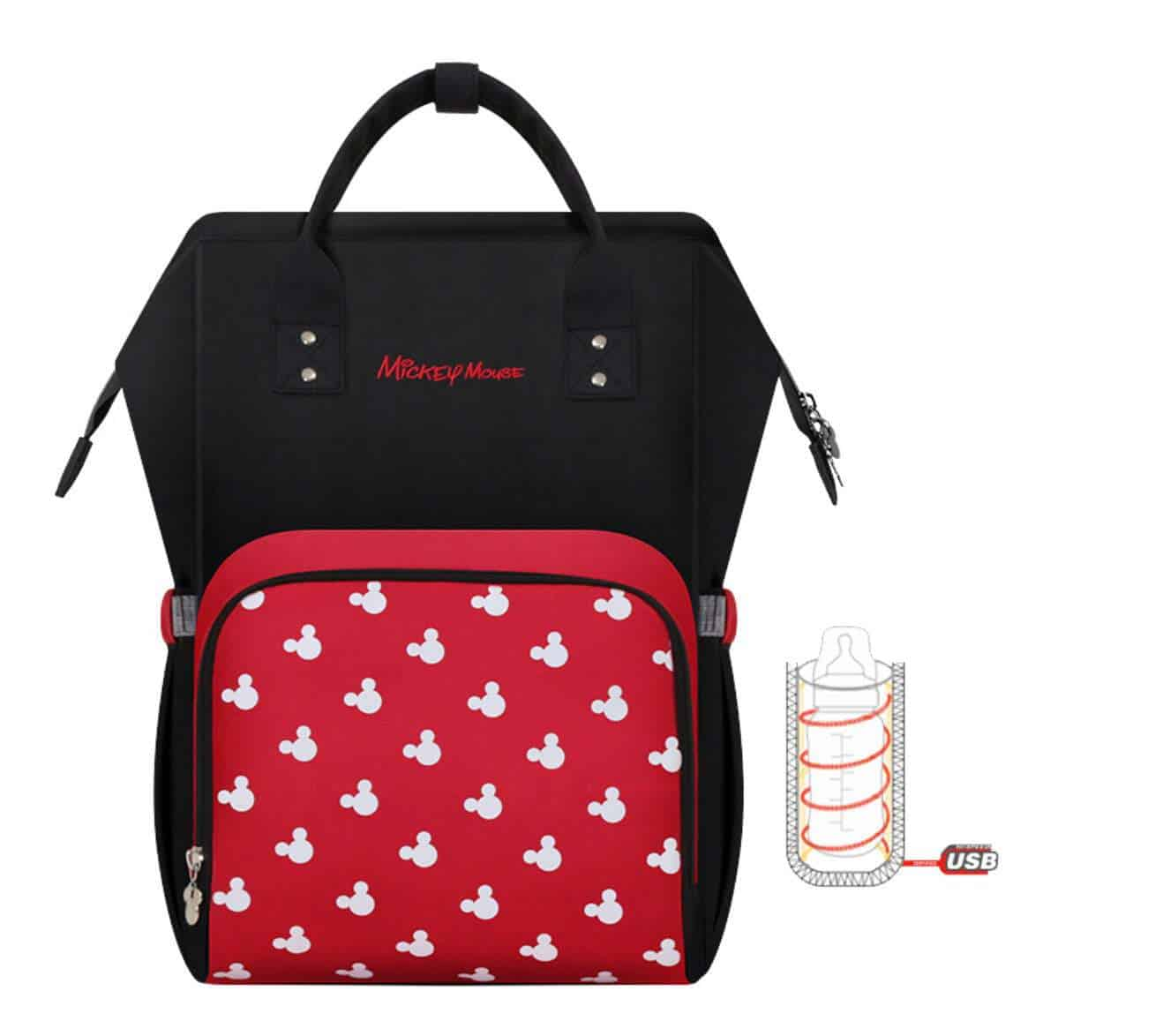 Want to know the best mom bag for Disney World? We'll let you know what to carry in it too!