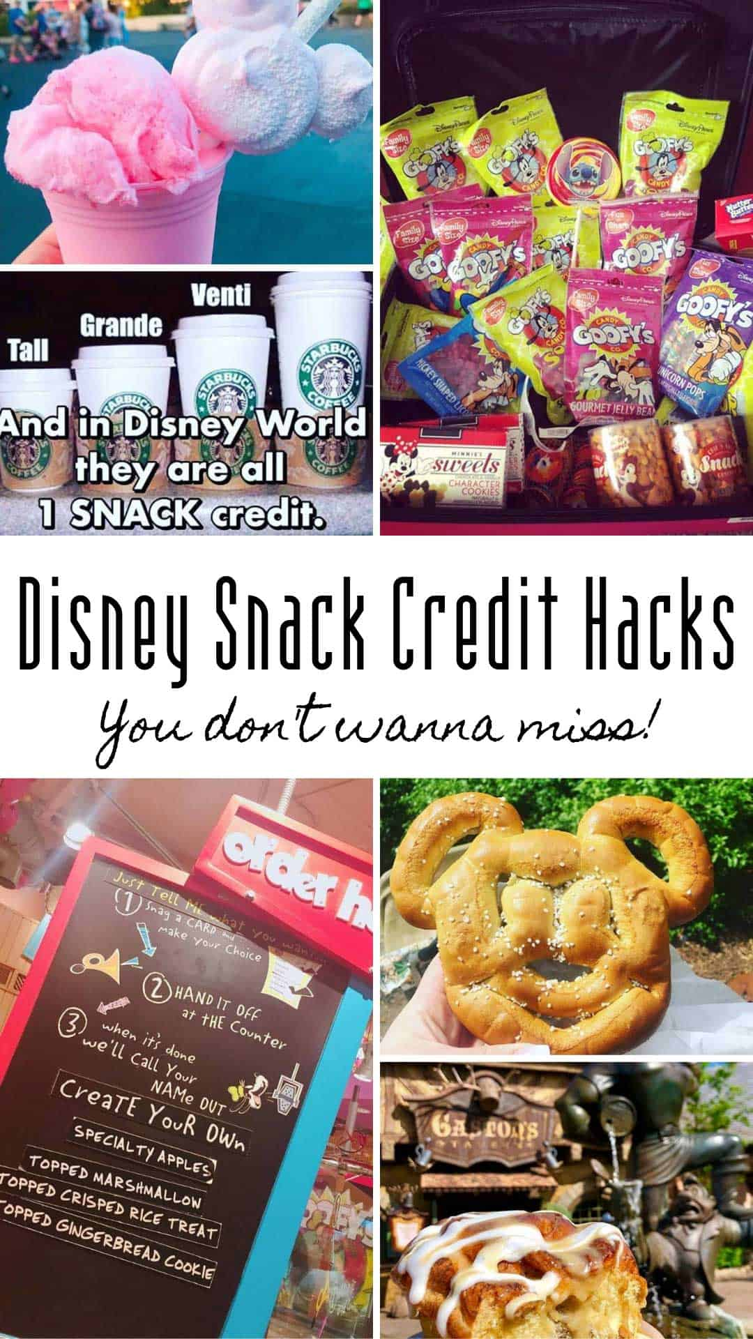 Use your dining plan snack credits wisely and you can really get the most value out of your meal plan. Check out our hacks to find out how to do it like a pro!