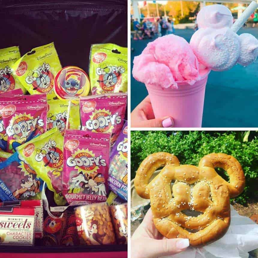 Disney Dining Plan Snack Credit Mistakes