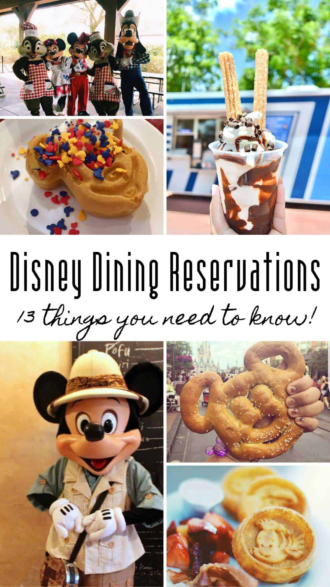 Need help making Disney World dining  reservations? Here's the rookie mistakes you'll want to avoid!