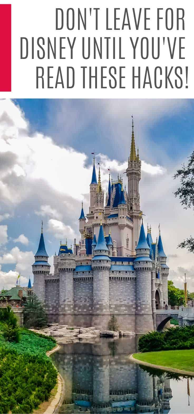 These Disney World hacks and tips are GENIUS!