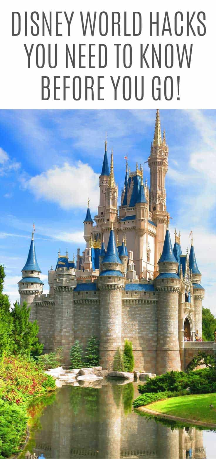 Loving these Disney World hacks to save time and money!