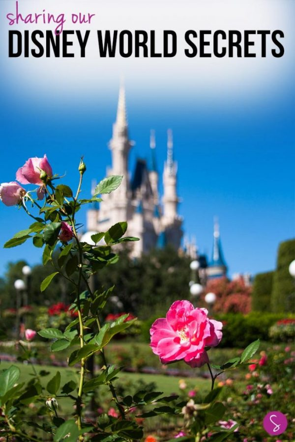 Disney World Secrets - These tips for Disney World will help you save time, money, memories and more on your vacation! MUST READ GUIDE!