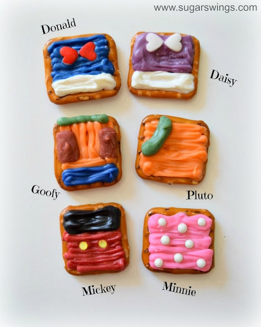 Disney Pretzel Snacks