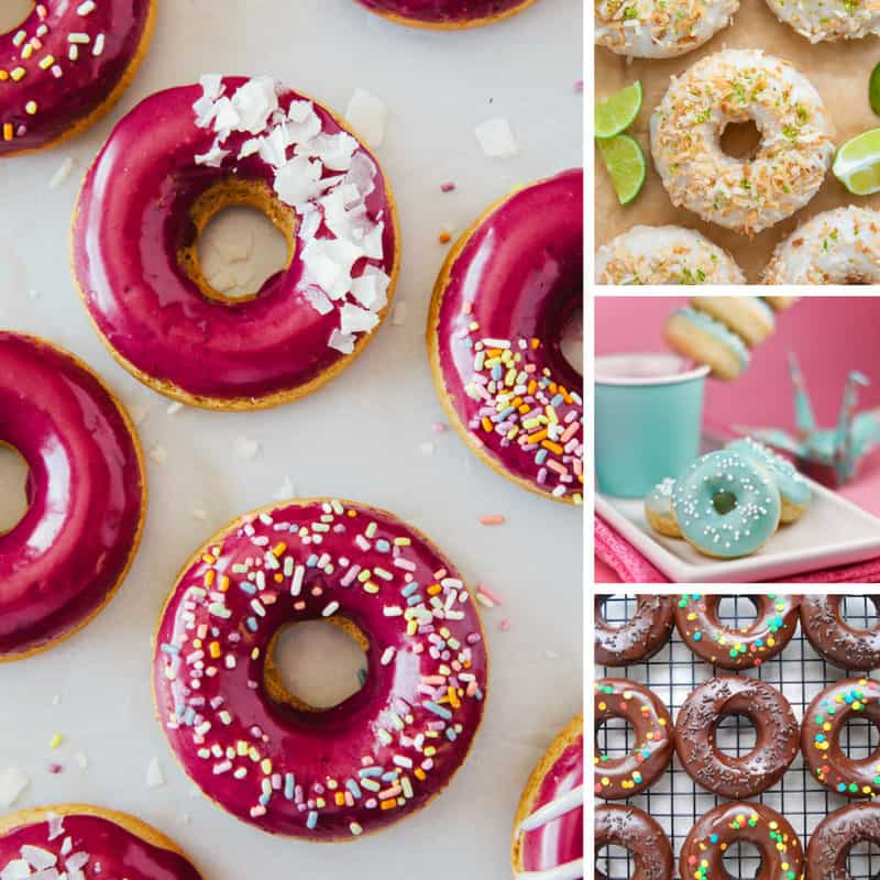 These donut recipes are amazing!