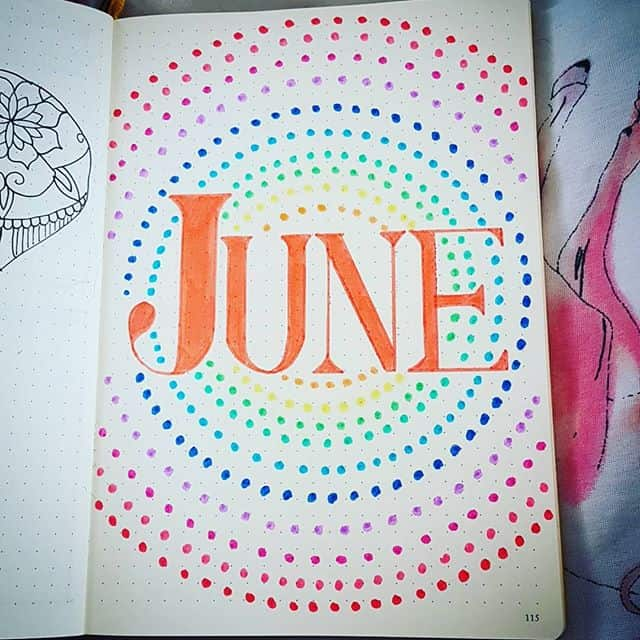 Dotty June Cover Page