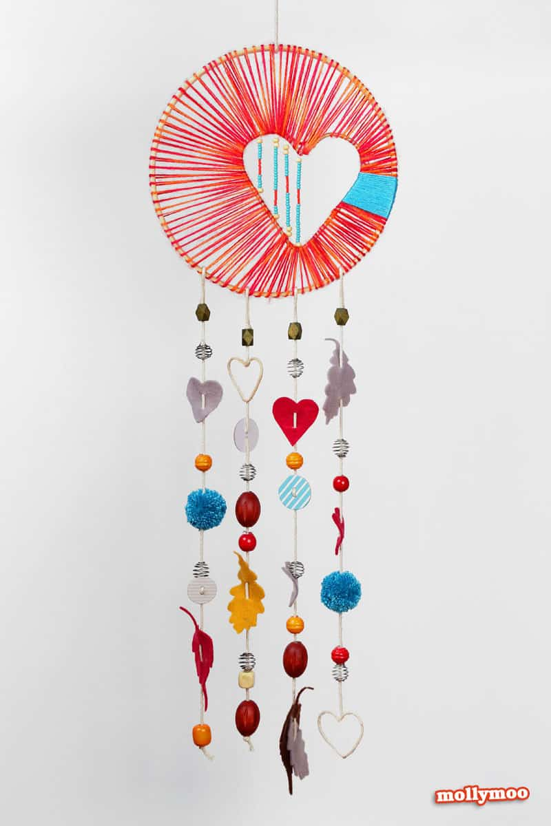 Heart of Hope Dreamcatcher