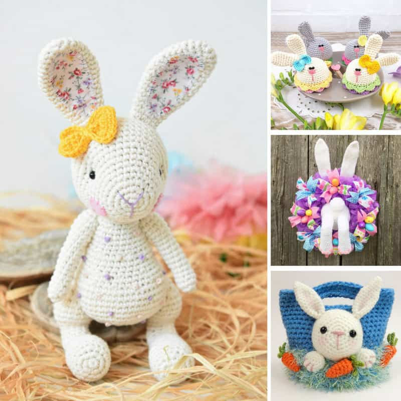 Easter Bunny Crochet Patterns