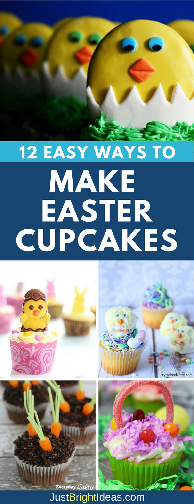 Easter Cupcake Recipes - Pinterest