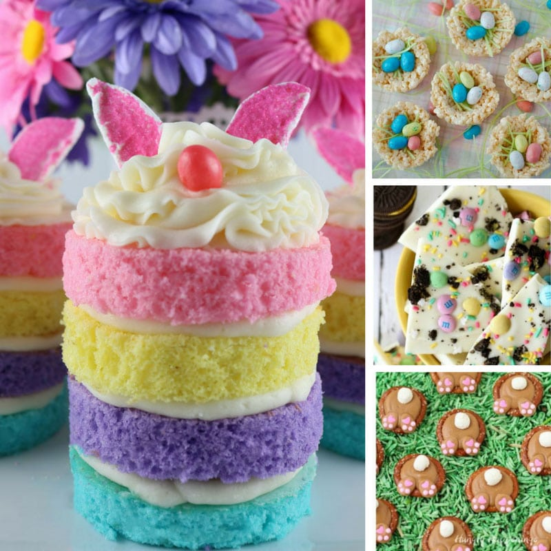 Easter Treats Rice Krispie
