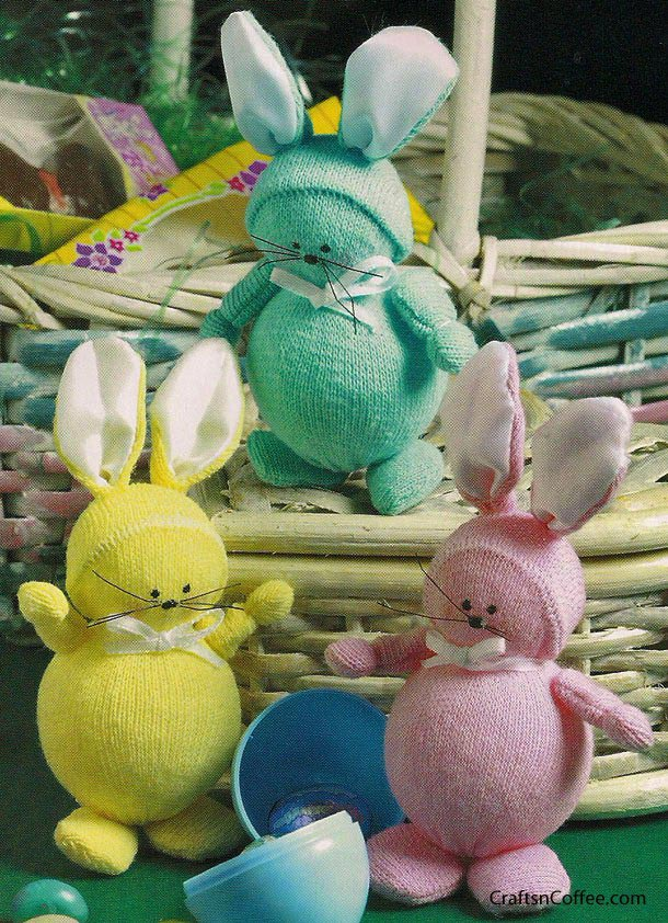 Hippity hop, here are two Easter bunny crafts for kids - Crafts 'n Coffee
