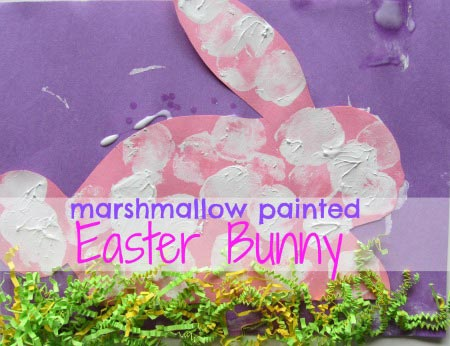 Easter Bunny Craft For Kids - No Time For Flash Cards