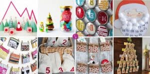 Easy Advent Calendars to Make at Home to Help You Count Down to Christmas