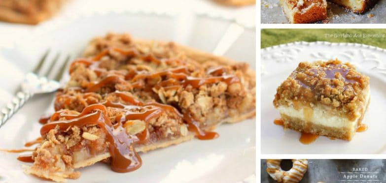 Yum - these apple desserts look delicious and I love that they're so easy to make!