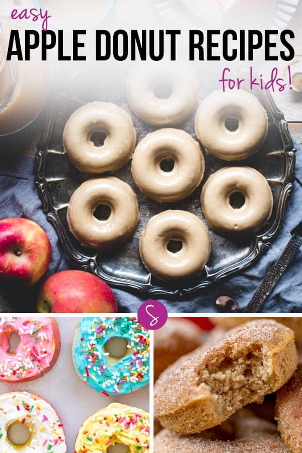 Looking for an easy apple donut recipe? This collection is the one for you!