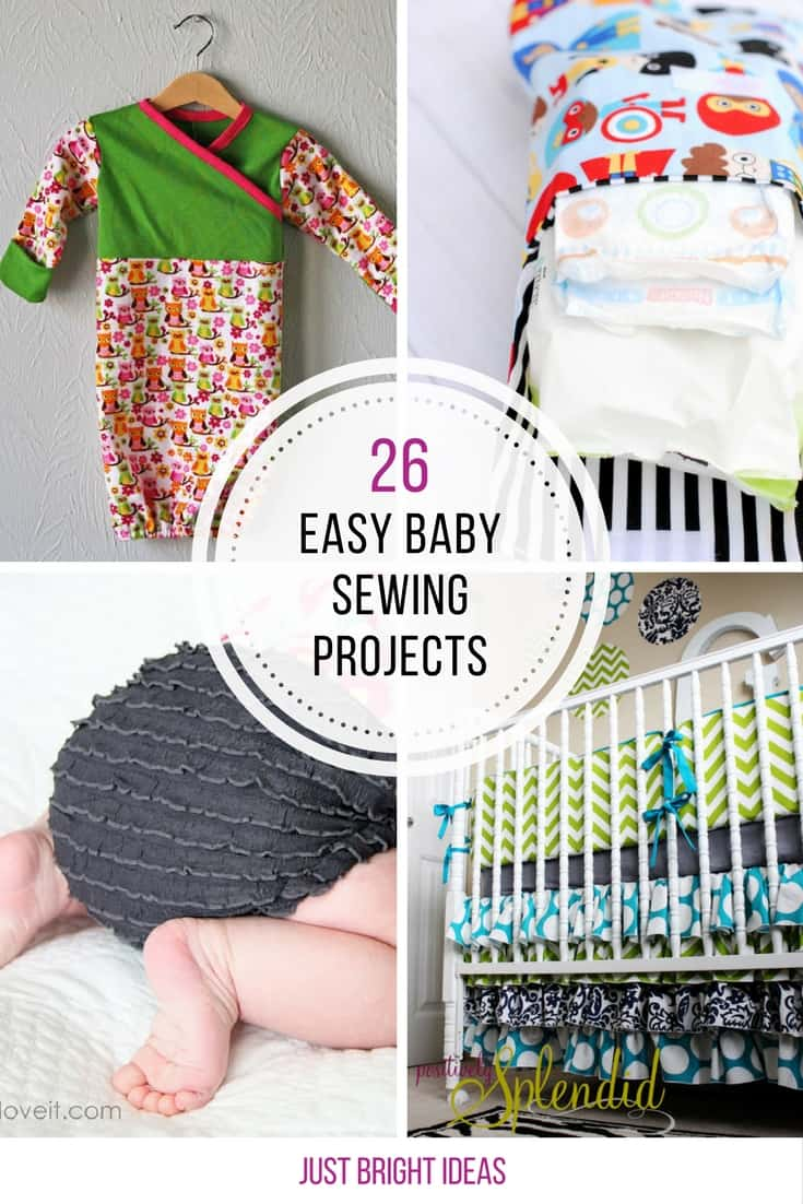 Loving these baby sewing tutorials! Thanks for sharing!