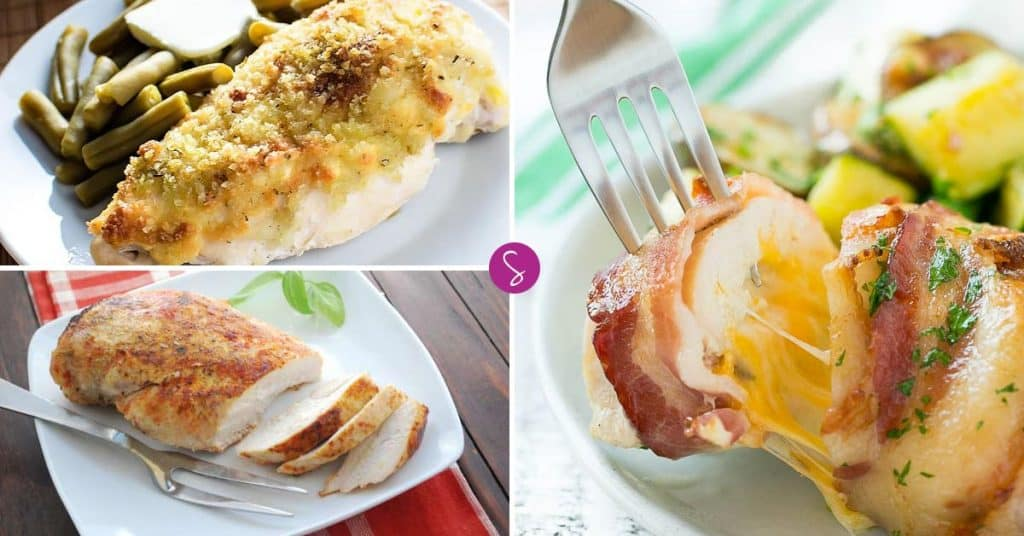 Easy Baked Chicken Recipes for Kids and Adults to Enjoy Together!