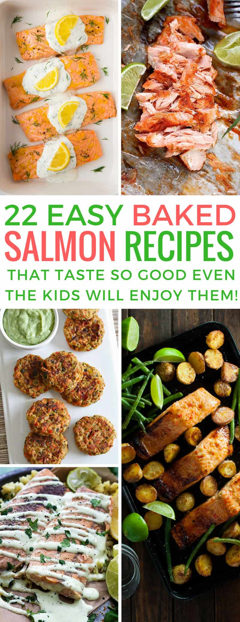 Oh my - who knew baked salmon recipes could be so easy and kid friendly! Thanks for sharing!