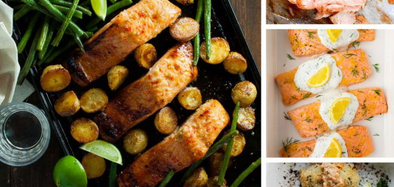 These baked salmon recipes are so delicious even the kids asked for seconds! Thanks for sharing!
