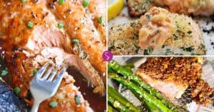 Easy Baked Salmon Recipes for Kids - 22 Ways to Help Your Child Eat Fish!
