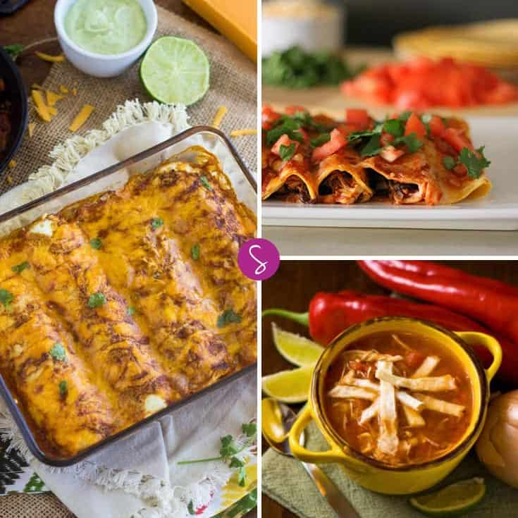 Easy Chicken Enchilada Recipes