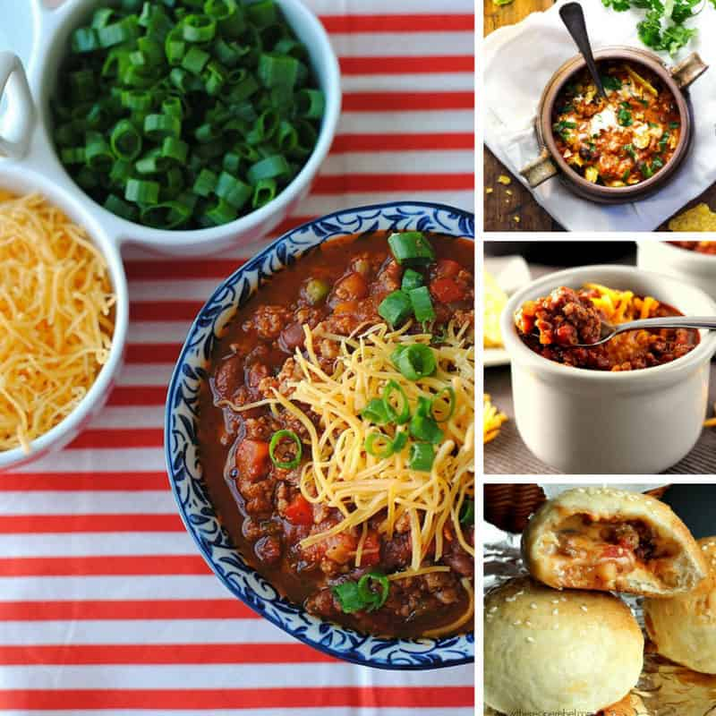 10 Quick and Easy Chili Recipes That're Loaded with Flavor!