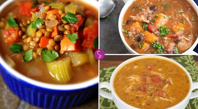 Easy Crock Pot Soup Recipes for Kids to Warm Their Tummies!