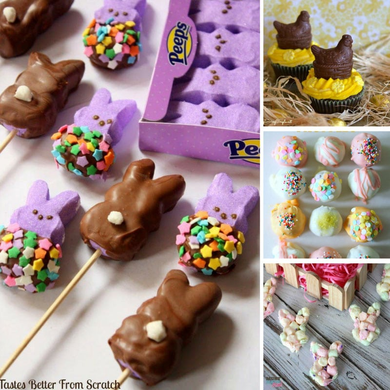 10 Easy Easter Desserts Your Family Will Love