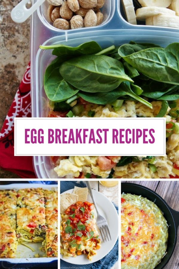 Check out these Egg breakfast recipes - the kids will love them and they're packed with protein to help them grow!