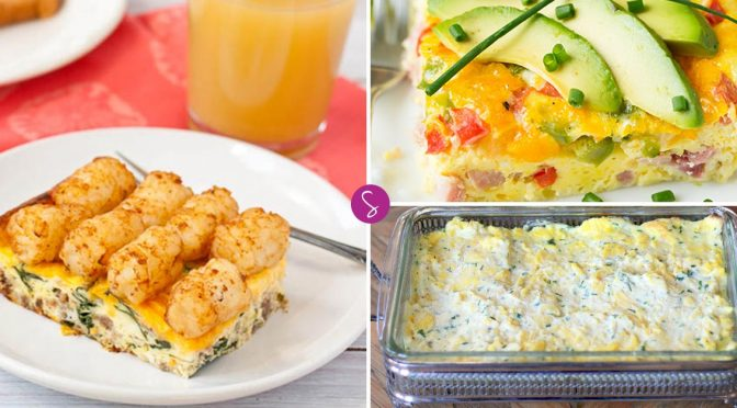 Easy Make-Ahead Egg Casserole Recipes for a Crowd