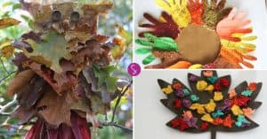 Easy Fall Crafts for Kids to Make and Other Fall Activities