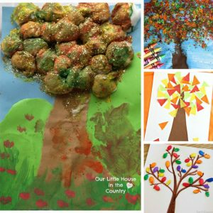 These easy Fall crafts for kids are going to be so much fun!