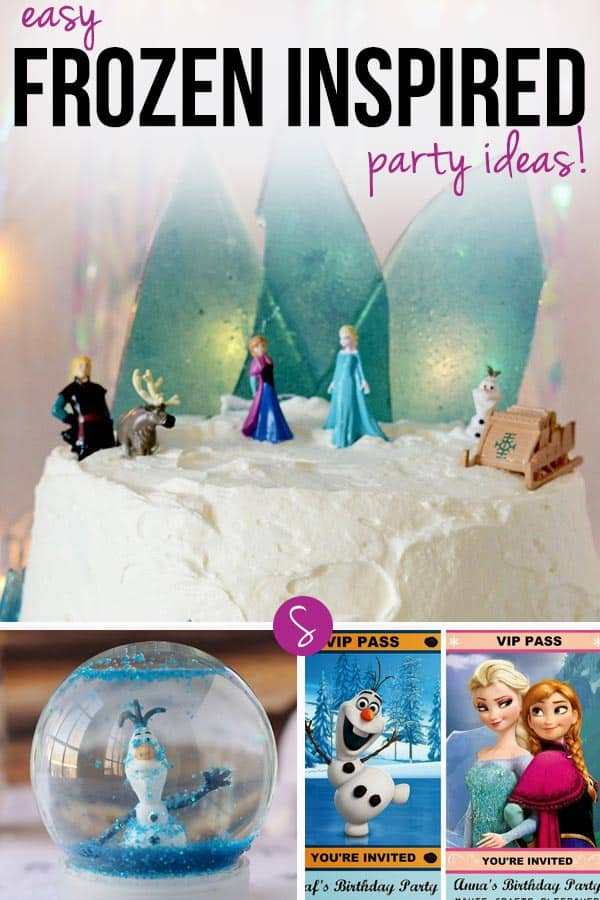 So many great Frozen activities, snacks and games. Perfect for a party or a playdate!