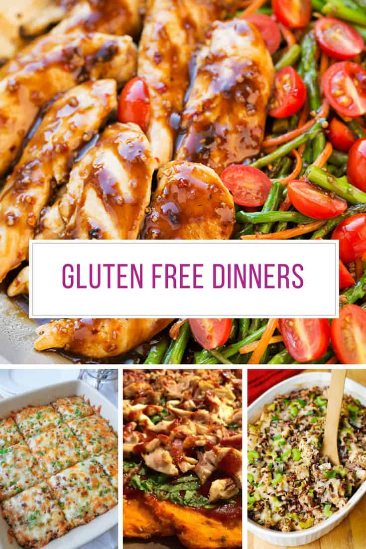Loving these easy gluten free dinner recipes! Thanks for sharing!