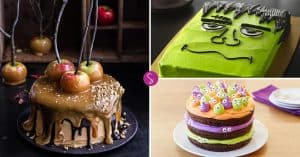 Easy Halloween Cake Recipes for Kids - Perfect for Parties!