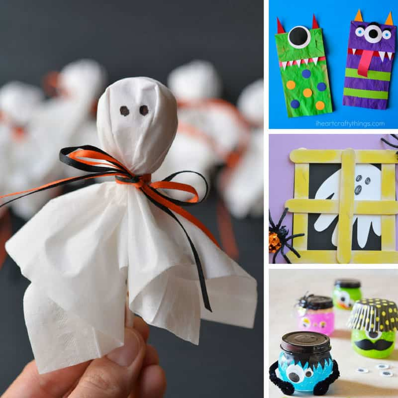 Loving these easy Halloween crafts and I know the kids will too! Thanks for sharing!