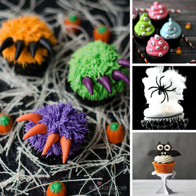 Wow these Halloween cupcakes for kids look amazing! Thanks for sharing!